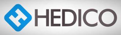 """Logo des Sponsors """"HEDICO"""""""